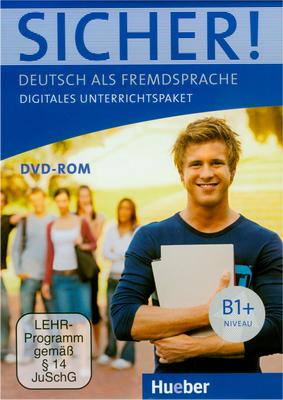 Εικόνα της Sicher! B1+, Digitales Unterrichtspaket - DVD ROM, Ψηφιακό πακέτο διδασκαλίας