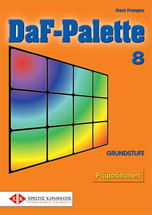 Bild von DaF-Palette 8: Präpositionen GRUNDSTUFE