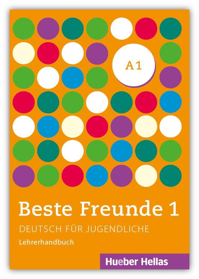 Εικόνα της Beste Freunde 1 - Lehrerhandbuch (Βιβλίο του καθηγητή)