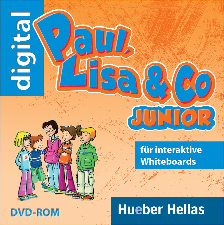 Bild von Paul, Lisa & Co Junior - digital (DVD-ROM für interaktive Whiteboards)