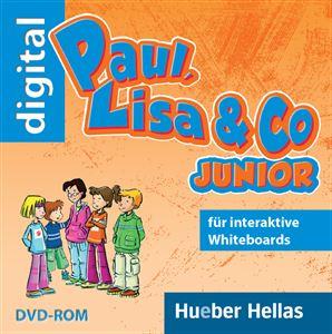 Bild von Paul, Lisa & Co Junior - digital (DVD-ROM für interaktive Whiteboards)