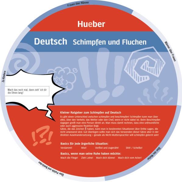Bild von Wheels Deutsch - Schimpfen und Fluchen