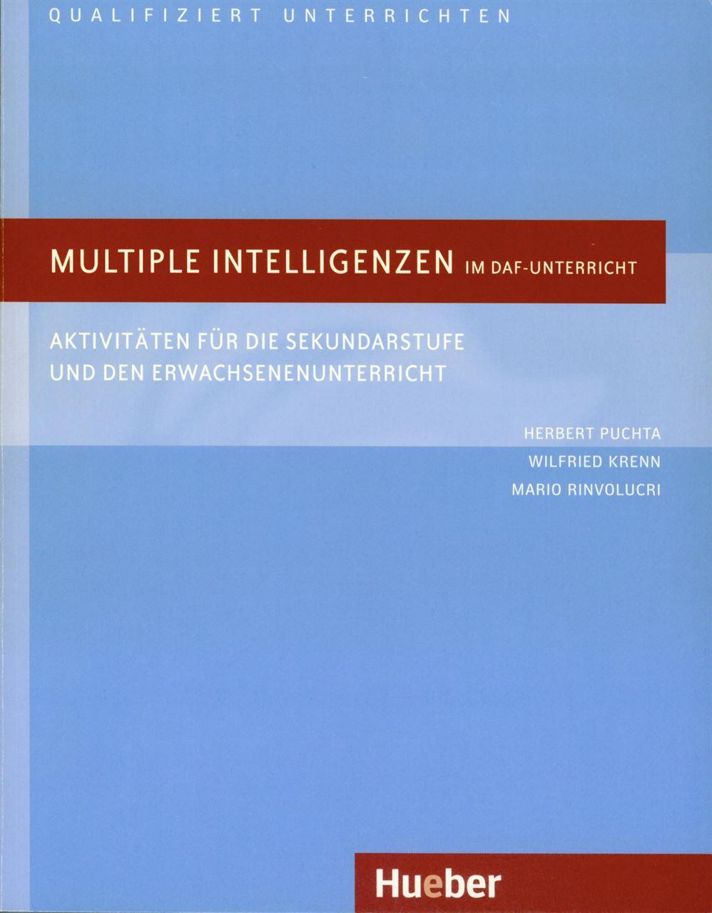 Εικόνα της Multiple Intelligenzen im DaF-Unterricht