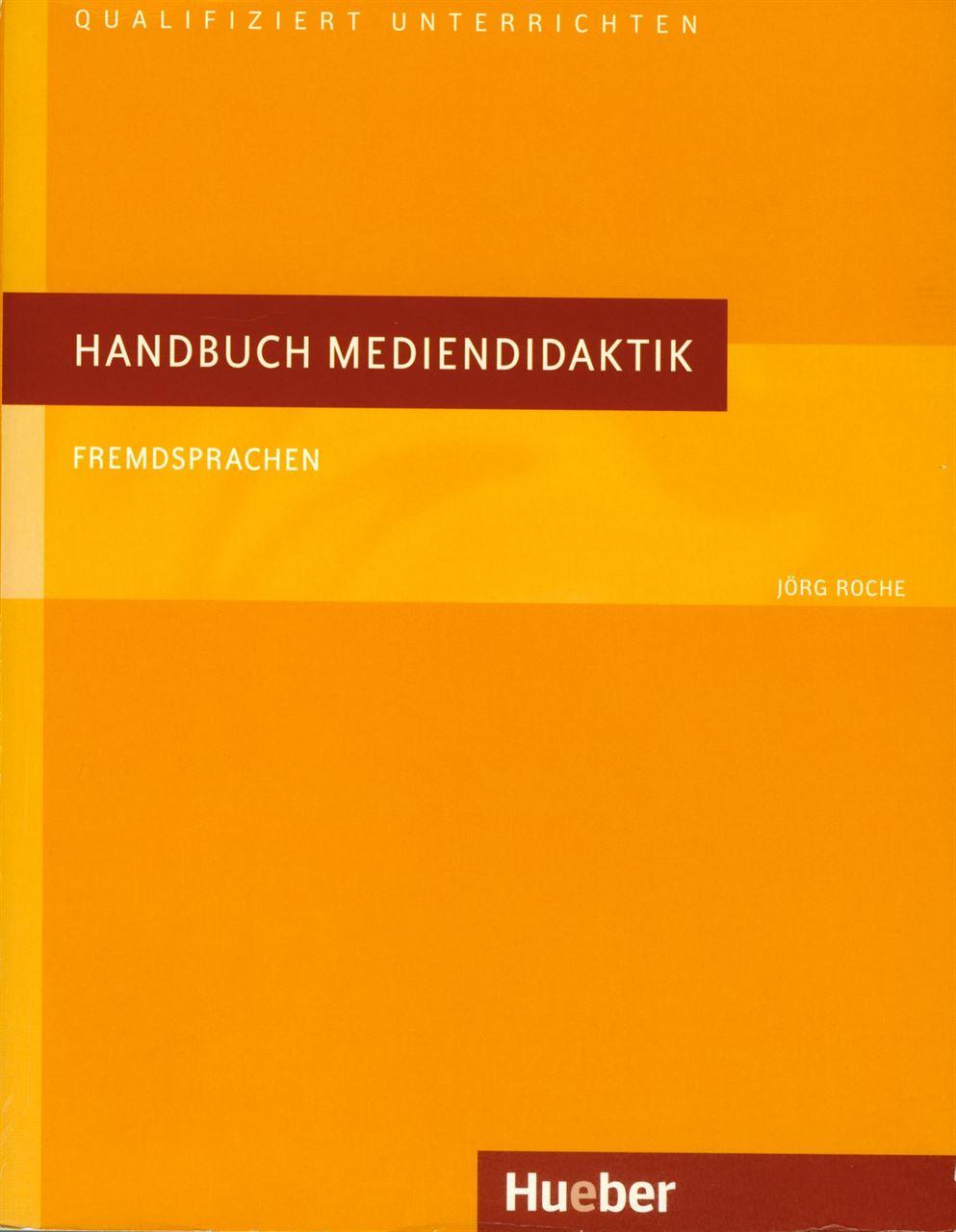 Εικόνα της Handbuch Mediendidaktik. Fremdsprachen