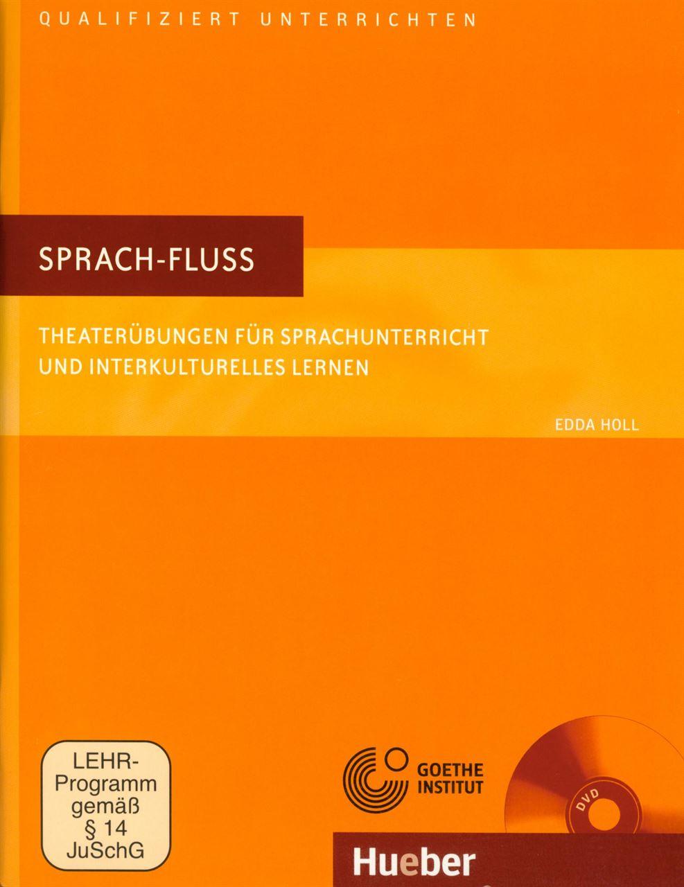 Εικόνα της Sprach-Fluss. Theaterübungen für Sprachunterricht und interkulturelles Lernen (mit eingelegter DVD)