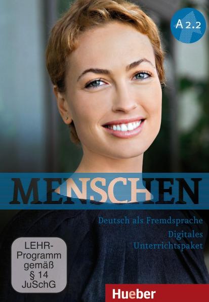 Εικόνα της Menschen A2/2 - DVD-ROM Digitales Unterrichtspaket (Ψηφιακό πακέτο διδασκαλίας)