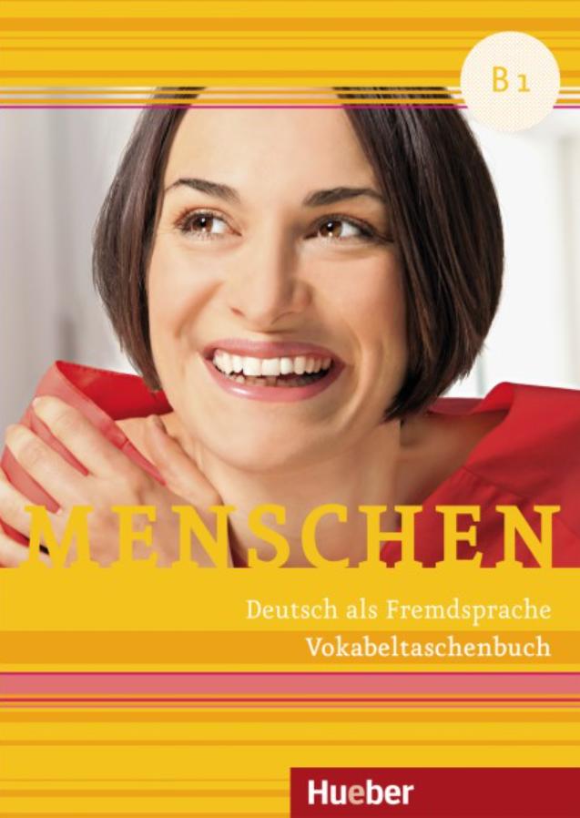 Εικόνα της Menschen B1 - Vokabeltaschenbuch (Βιβλίο τσέπης με το λεξιλόγιο του βιβλίου)