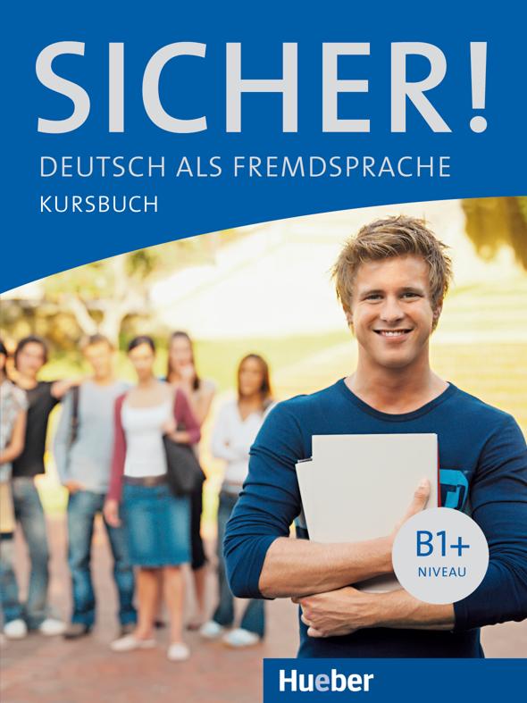 Bild von Sicher! B1+ Kursbuch