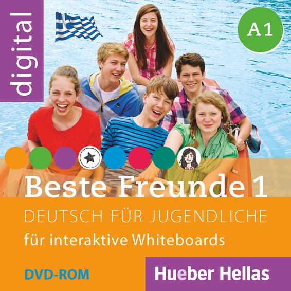 Εικόνα της Beste Freunde 1 - digital (DVD-ROM για διαδραστικά whiteboards)