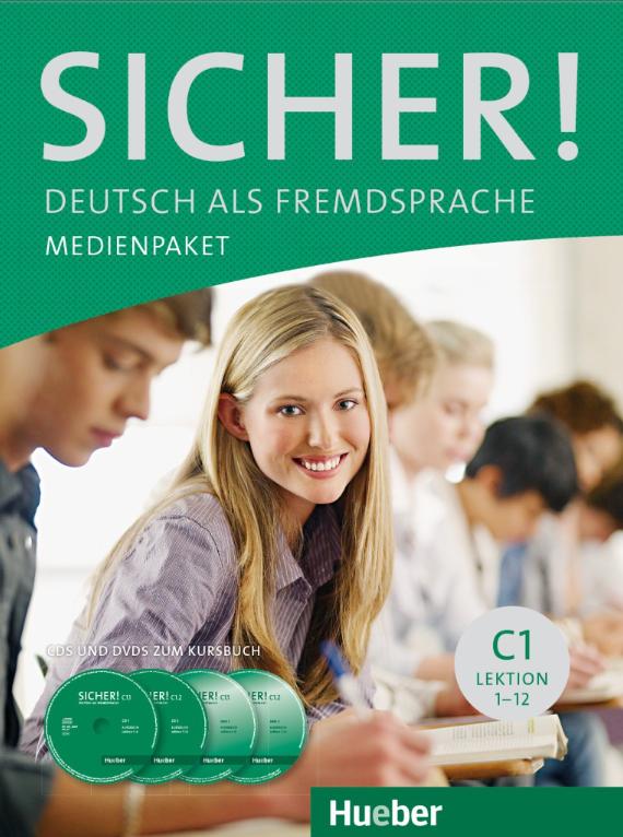 Εικόνα της Sicher! C1 Medienpaket (Οπτικοακουστικό πακέτο)