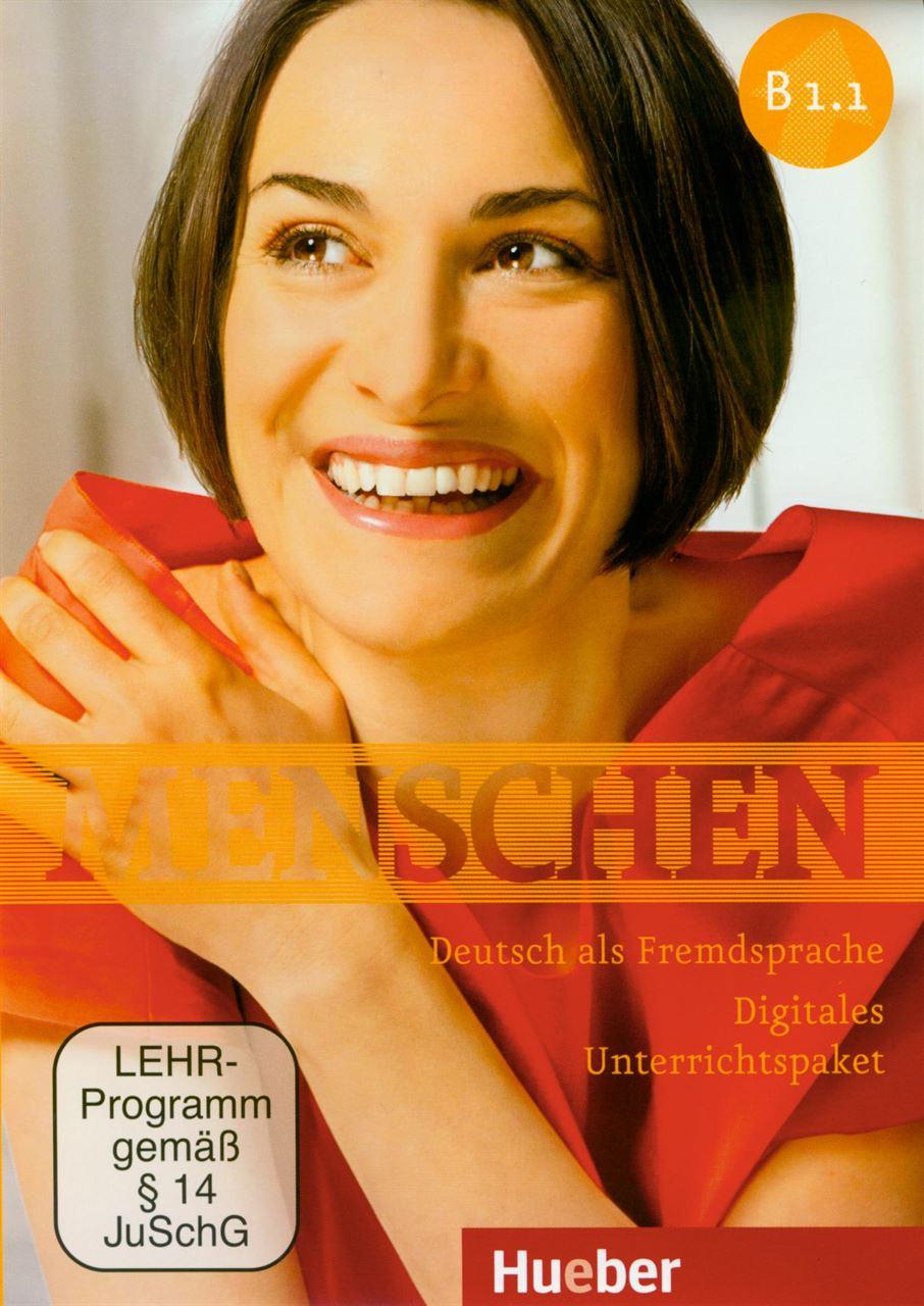 Εικόνα της Menschen B1/1 - DVD-ROM Digitales Unterrichtspaket (Ψηφιακό πακέτο διδασκαλίας)