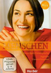 Bild von Menschen B1/1 - DVD-ROM Digitales Unterrichtspaket
