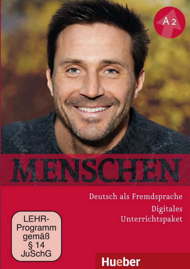 Εικόνα της Menschen A2 - DVD-ROM Digitales Unterrichtspaket  (Ψηφιακό πακέτο διδασκαλίας)
