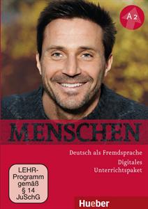 Bild von Menschen A2 - DVD-ROM Digitales Unterrichtspaket