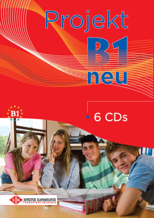 Bild von Projekt B1 neu - 6 CDs