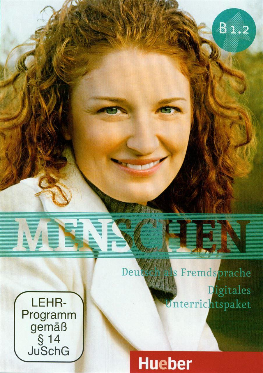 Εικόνα της Menschen B1/2 - DVD-ROM Digitales Unterrichtspaket (Ψηφιακό πακέτο διδασκαλίας)