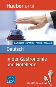 Bild von Deutsch in der Gastronomie und Hotellerie