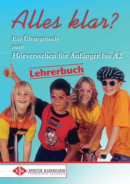 Bild von Alles klar? - Lehrerbuch