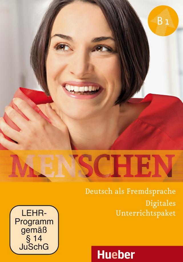 Εικόνα της Menschen B1 - DVD-ROM Digitales Unterrichtspaket (Ψηφιακό πακέτο διδασκαλίας)