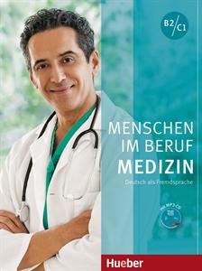 Bild von Menschen im Beruf - Medizin (Kurs- und Arbeitsbuch mit MP3-CD)