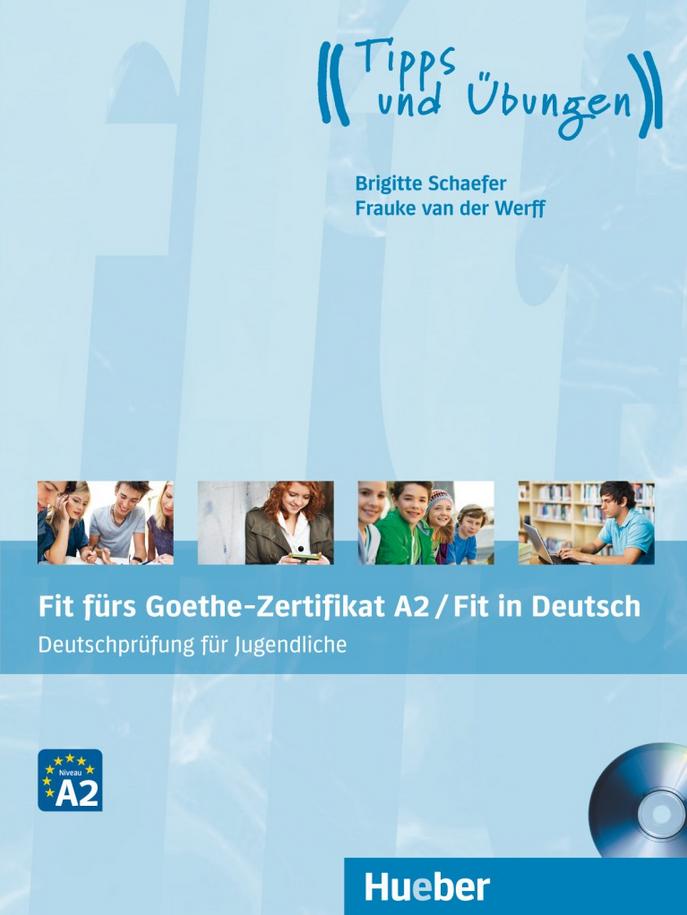 Bild für Kategorie Fit fürs Goethe-Zertifikat A2 / Fit in Deutsch