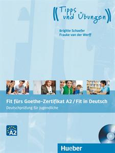 Fit Fürs Goethe Zertifikat A2 Fit In Deutsch Deutschprüfung Für