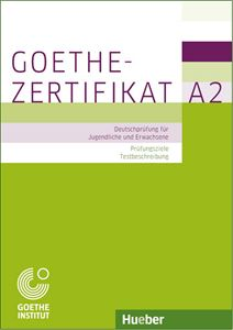 Εικόνα για την κατηγορία Goethe-Zertifikat A2 - Prüfungsziele und Testbeschreibung