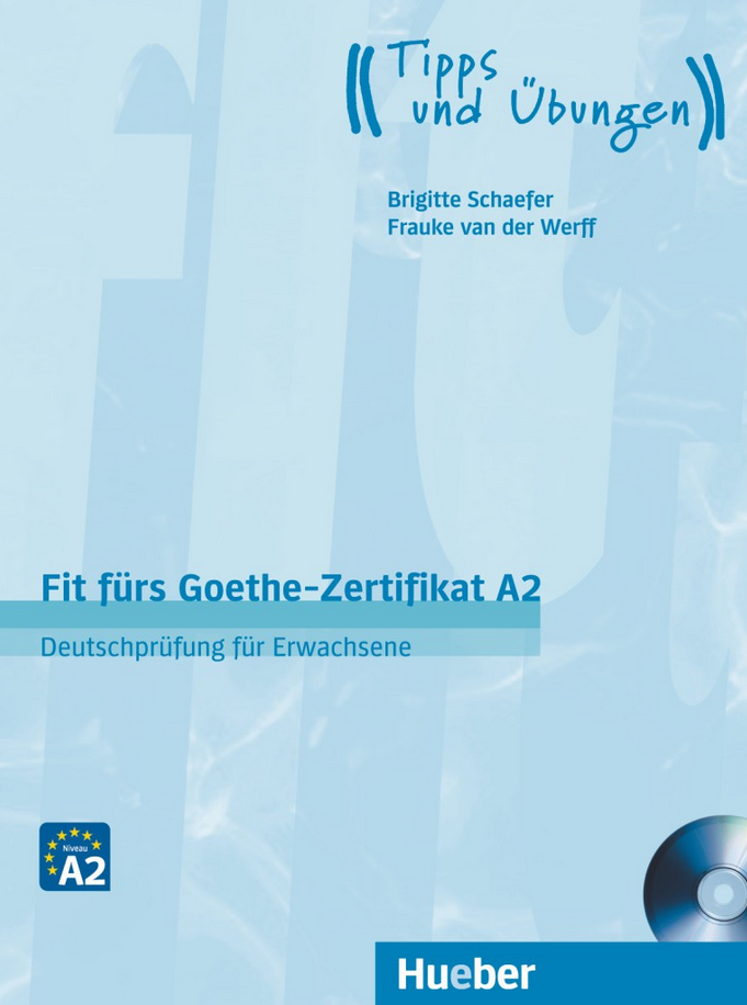 Bild für Kategorie Fit fürs Goethe-Zertifikat A2