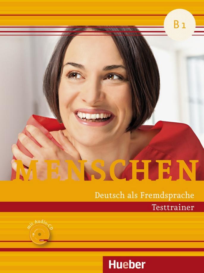 Εικόνα της Menschen B1 - Testtrainer mit Audio-CD (Τεύχος με τεστ και ένθετο CD)