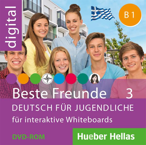 Bild von Beste Freunde 3 - digital (DVD-ROM für interaktive Whiteboards)