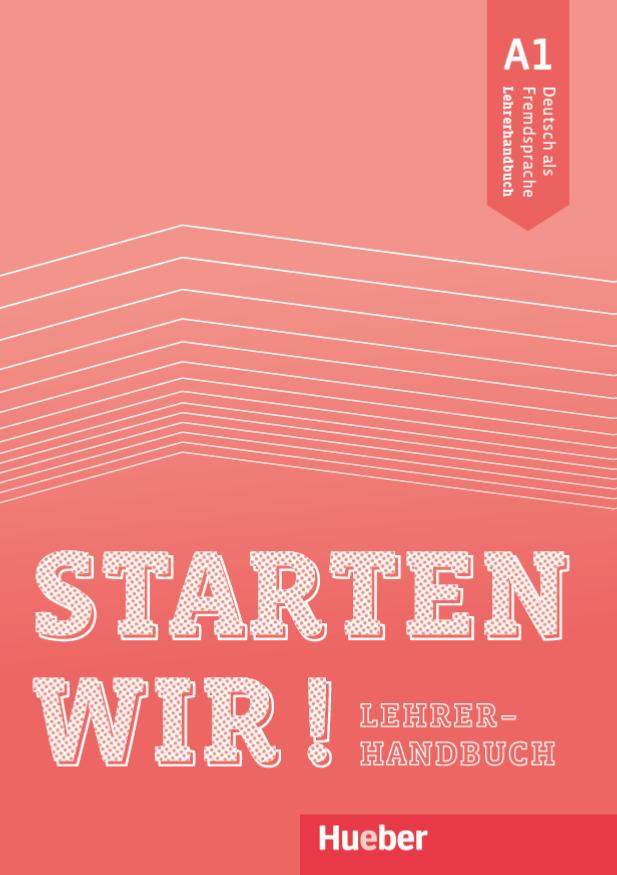 Bild von Starten wir! A1 – Lehrerhandbuch