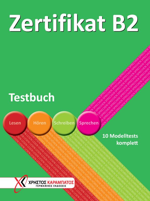 Zertifikat B2 Lehrerbuch Karabatosgr