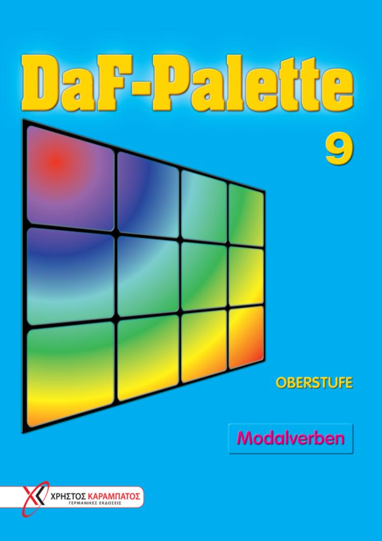 Εικόνα της DaF-Palette 9: Modalverben OBERSTUFE