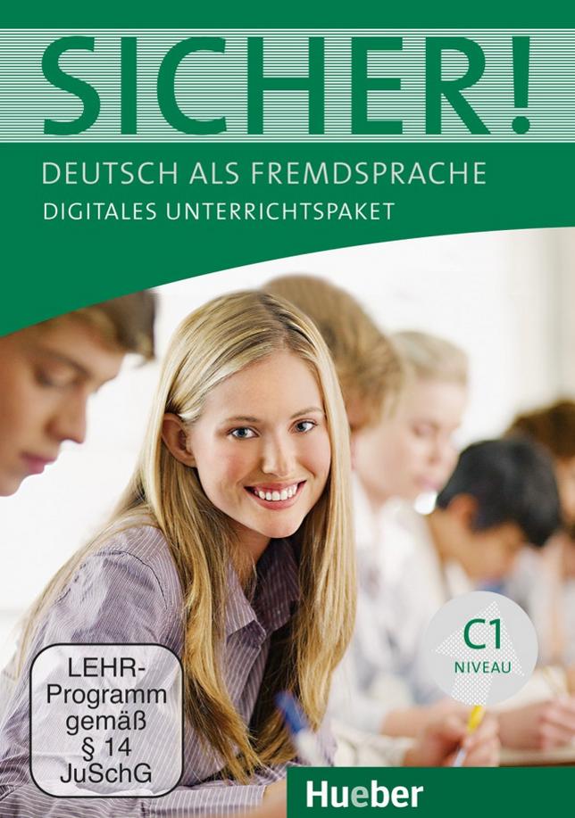 Εικόνα της Sicher! C1, Digitales Unterrichtspaket - DVD-ROM