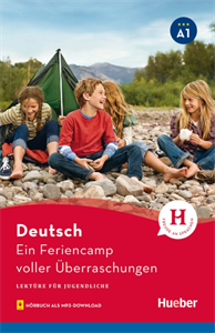 Bild von Ein Feriencamp voller Überraschungen – Lektüre mit MP3-Download