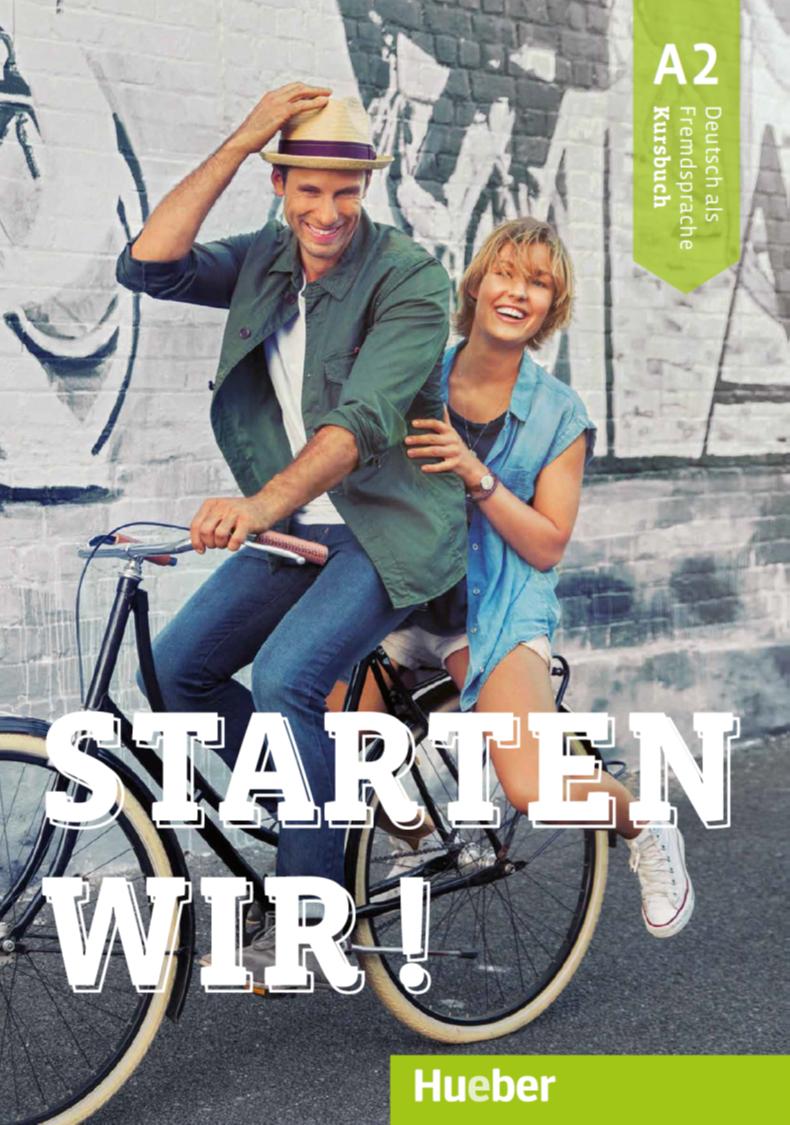 Bild von Starten wir! A2 – Kursbuch