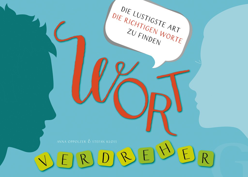 Εικόνα της Wortverdreher – Die lustigste Art, die richtigen Worte zu finden (επιτραπέζιο παιχνίδι)