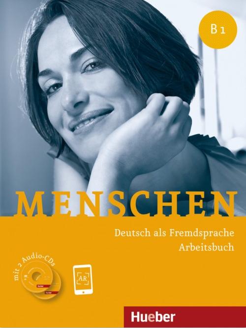 Εικόνα της Menschen B1 - Arbeitsbuch mit 2 Audio-CDs (Βιβλίο Ασκήσεων με 2 CD)
