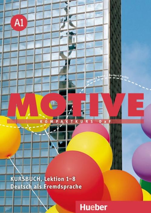 Bild von MOTIVE - Kursbuch A1