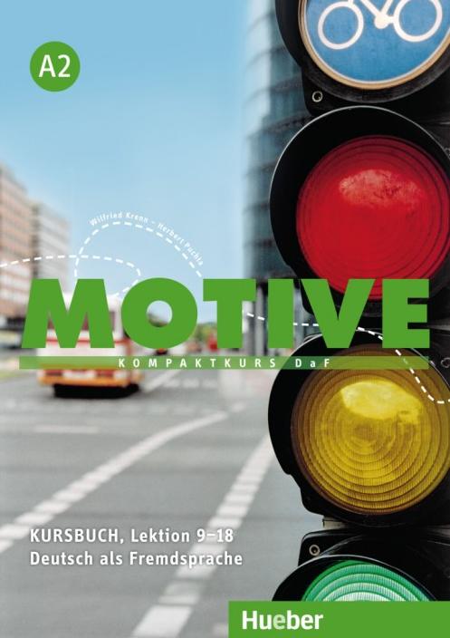 Bild von MOTIVE - Kursbuch A2