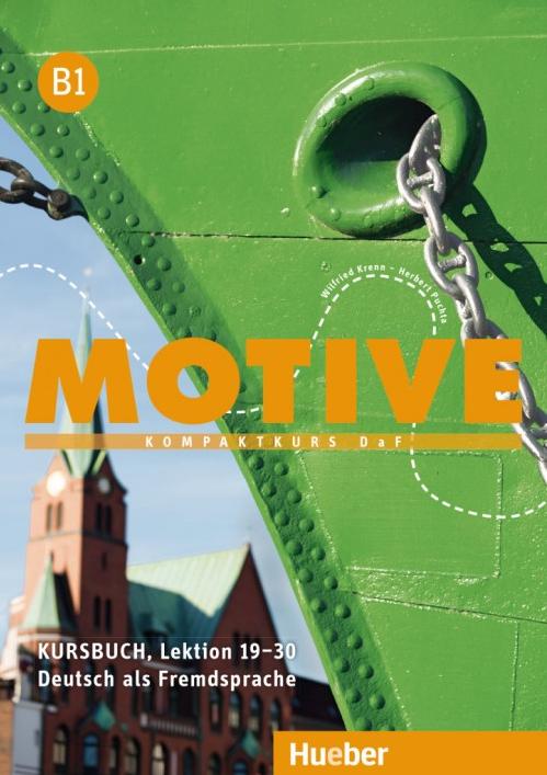 Bild von MOTIVE - Kursbuch Β1