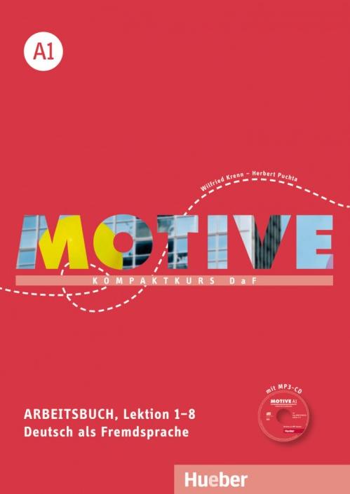 Bild von MOTIVE - Arbeitsbuch A1