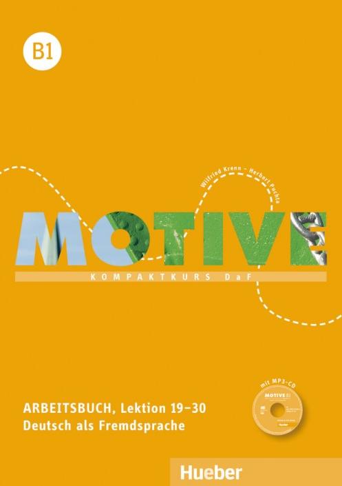 Bild von MOTIVE - Αrbeitsbuch Β1