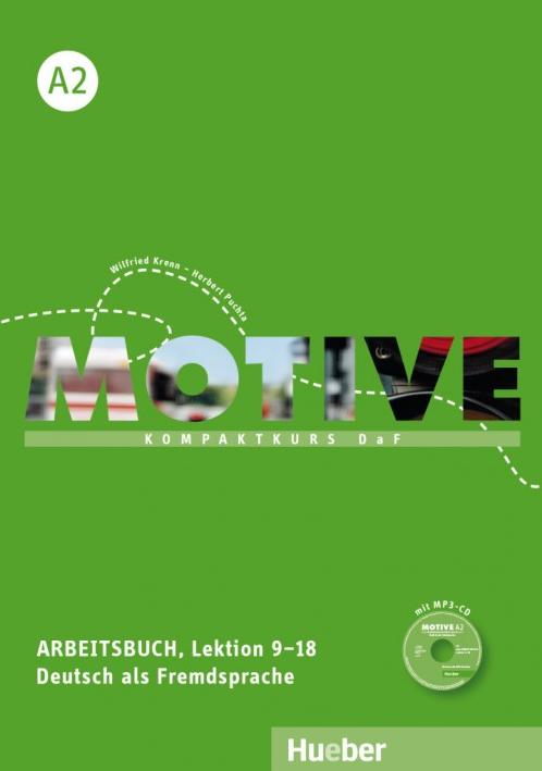 Bild von MOTIVE - Αrbeitsbuch A2
