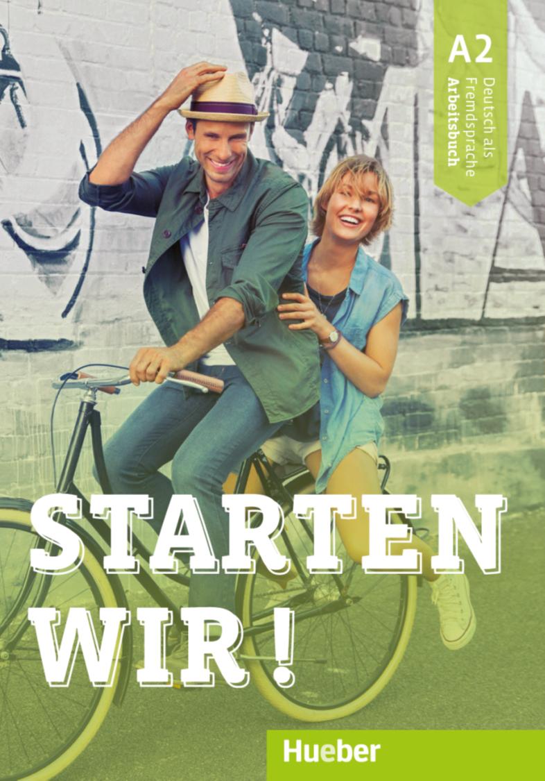 Εικόνα της Starten wir! A2 – Arbeitsbuch (Βιβλίο ασκήσεων)