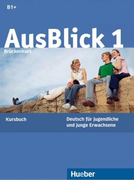 Bild von AusBlick 1 - Kursbuch