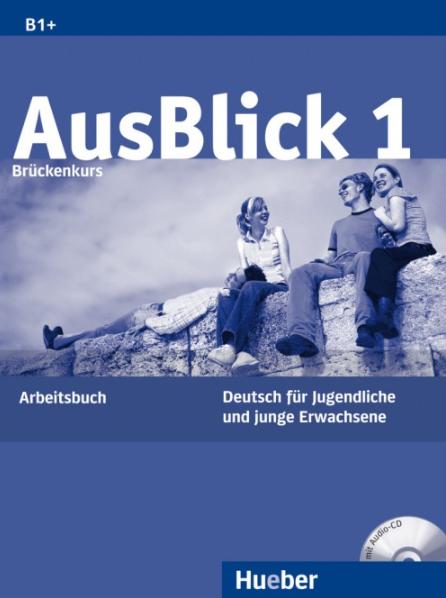 Bild von AusBlick 1 - Arbeitsbuch mit CD