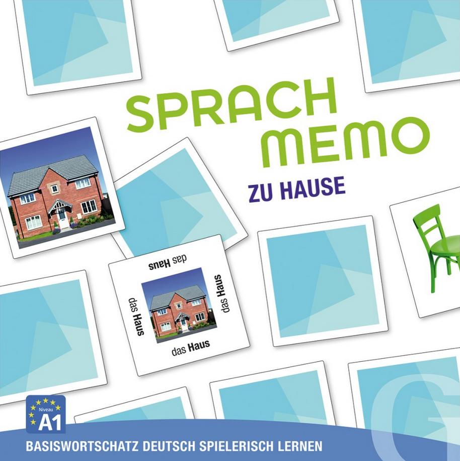 Εικόνα της Sprachmemo Deutsch - Zu Hause