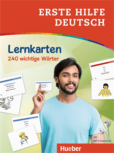Εικόνα για την κατηγορία Erste Hilfe Deutsch - Lernkarten