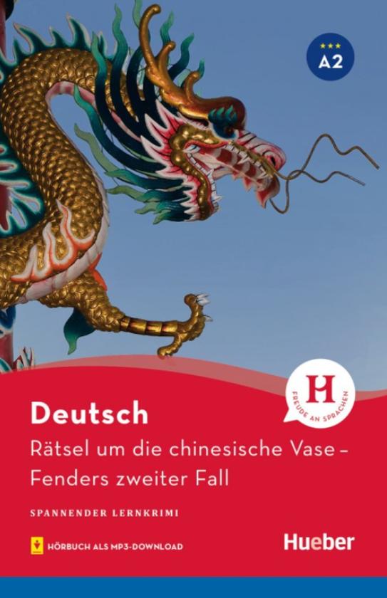 Bild von Rätsel um die chinesische Vase – Fenders zweiter Fall – Lektüre mit MP3-Download